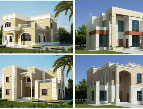 CSCEC ME Awarded Construction and Maintenance of 482 Houses in Ajman