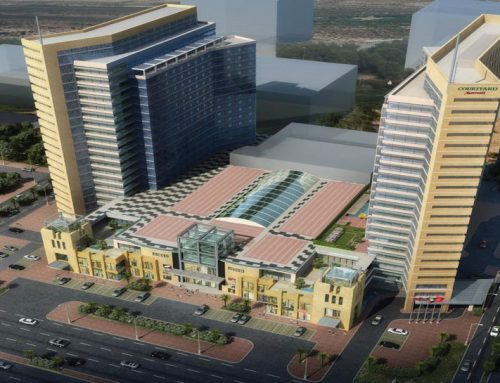 CSCEC Middle East Awarded Fujairah Business Center