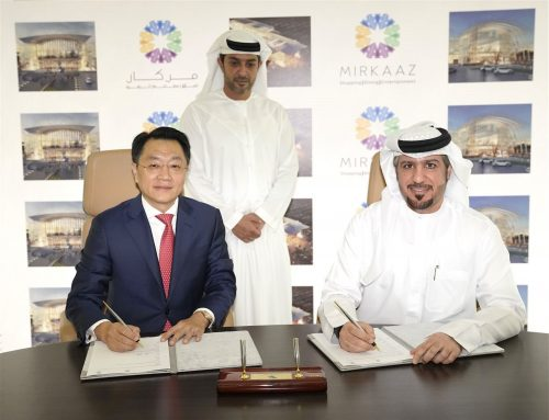 CSCEC ME Awarded Mirkaaz Mall Project in Ajman