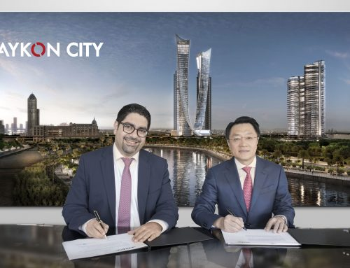 CSCEC ME Signs Contract for Aykon City Tower B Project