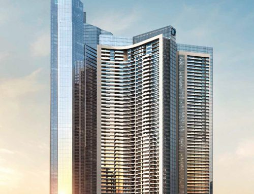 CSCEC ME Building Division Awarded Aykon City Tower C Project