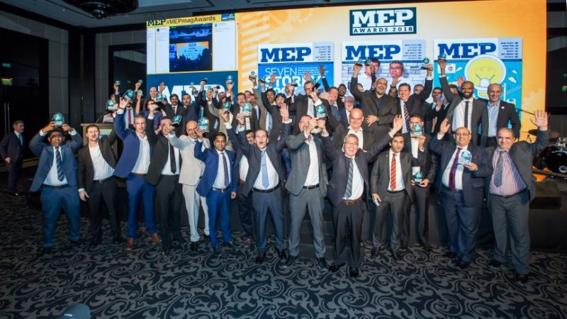 CSCEC ME won the 2018 MEP Contractor of the Year Award
