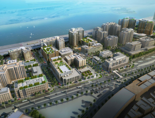 CSCEC ME Awarded Deira Waterfront Development Phase 1 Plot 9 & 10 Project