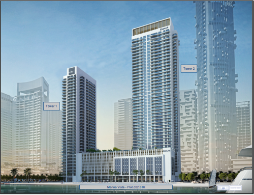 CSCEC ME Awarded Marina Vista Project