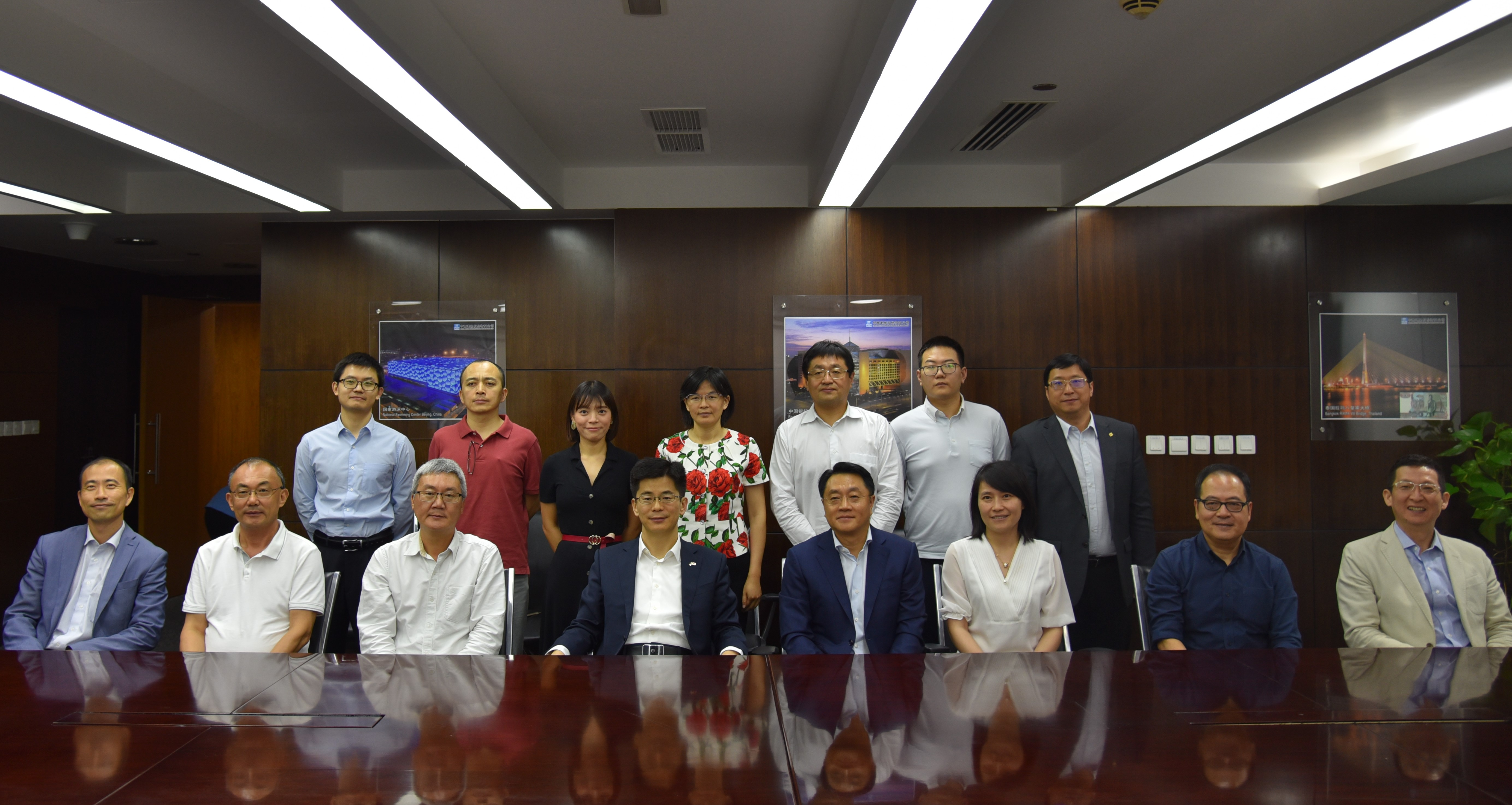 HE Li Xuhang, Consul General of the People's Republic of China in Dubai visited CSECE ME