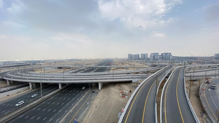 CSCEC ME Completes Construction of Expo 2020 Roads Network-Contract 2