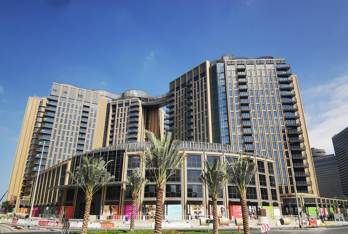 Deira Waterfront Plot 1 Project Obtained Taking Over Certificate