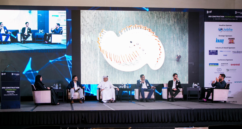 CSCEC ME Nominated in the 3rd Construction Technology Festival and Awards 2021 فعاليات وجوائز مهرجان تقنية البناء بدبي – الإمارات العربية المتحدة
